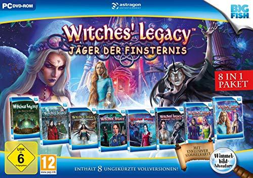 Witches Legacy: Jäger Der Finsternis 8in1 Bundle