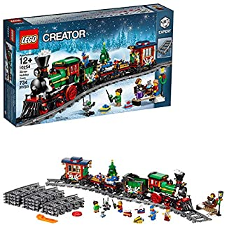 LEGO Creator Expert – Tren navideño (10254)