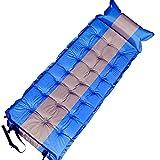 MINGLITAI Single Self Inflating Sleeping Camping Pad Mattress Roll Pad Bed Mat