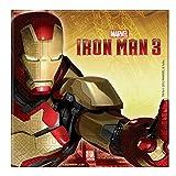 Marvel Unique Party Iron Man 3 Paper Napkins, Pack of 20