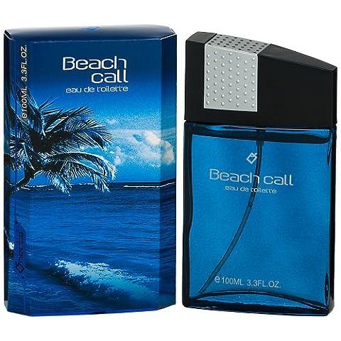 Omerta Beach Call - Eau de Toilette - 100 ml, 1er Pack (1 x 100 g)