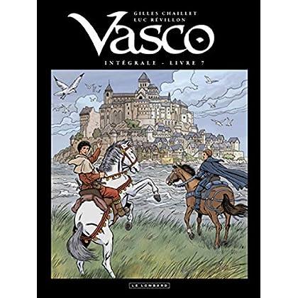 Intégrale Vasco - tome 7 - Intégrale Vasco 7