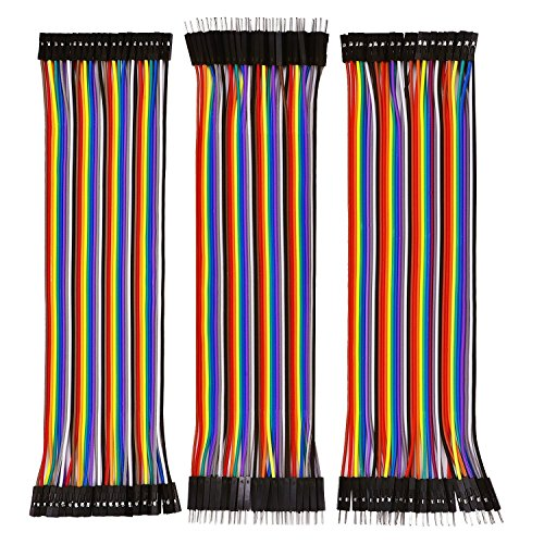 wheatefull-120-piezas-multicolor-dupont-cable-40pin-macho-a-femenino-40pin-macho-a-macho-40pin-femen
