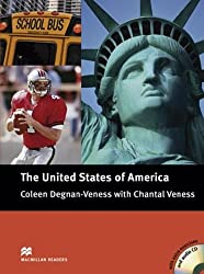 MR (P) The United States of America Pk (Macmillan Readers 2013)