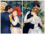 RENOIR, CITY DANCE, COUNTRY DANCE