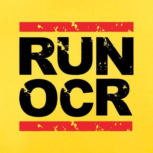 Run OCR - Herren T-Shirt - 13 Farben Gelb