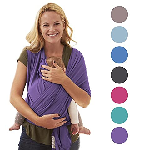 Echarpes de portage 5-en-1 pour les nouveau-nés   Le cadeau