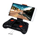 #8: Taslar™ Mocute Wireless Game Controller Phone Gamepad for Android smartphones iPad TV / PC Controller 3D VR Headset Remote Control Bluetooth Joystick,(Black)