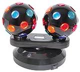 Lighting Effect | Dual Rotating Disco Balls