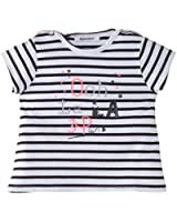 3Pommes Baby (Mädchen 0-24 Monate) Kurzarm Shirt SHORTSLEEVE TEE-SHIRT