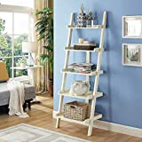 LUYIASI- Solid Wood Flower Stand Floor Simple Bookshelf Living Room Rack Creative Multi-Layer Plant Display Holder Flower Racks (Color : C)