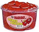 Haribo Liebesherzen, 1er Pack (1 x 1,2kg)