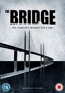 The Bridge: Series 1 & 2 [DVD]