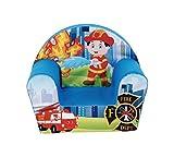 Knorrtoys 68332 68332-Kindersessel-Fireman