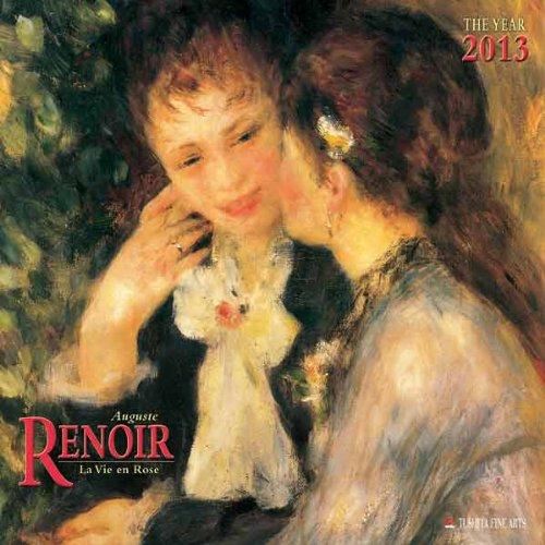 Auguste Renoir - La Vie En Rose 2013 (Fine Art)