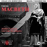 Verdi: Macbeth (Milano, 07/12/1952)