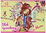 Interdruk Blrwinx Bloc de Dessin A420Winx, Multicolore