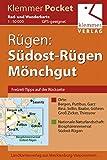 Klemmer Pocket Rad- und Wanderkarte Rügen: Südost-Rügen, Mönchgut: GPS geeignet, Erlebnis-Tipps auf der Rückseite. 1:50000