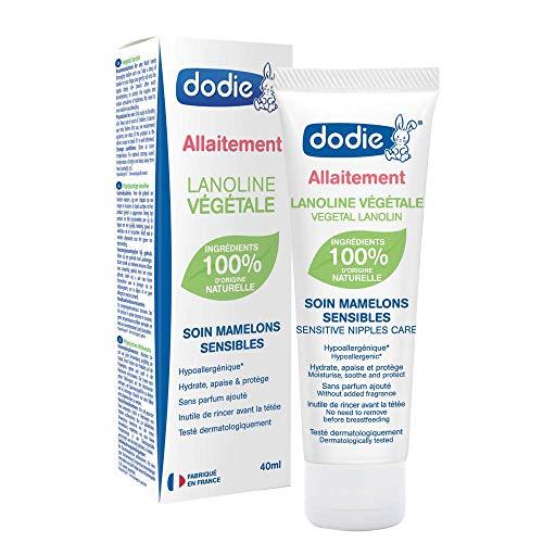 DODIE Soin mamelons Lanoline Végétale 40ml