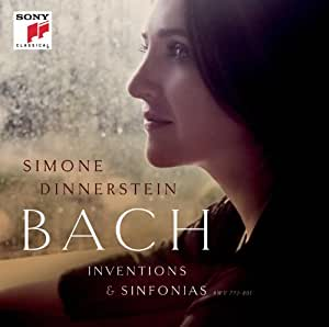 Bach: Inventions & Sinfonias Bwv 772-801