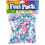 Fun Pack Acrylic Pony Beads 700