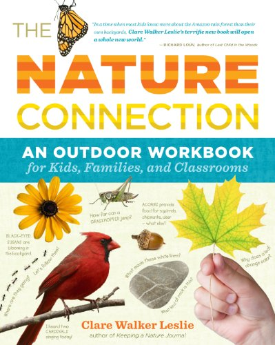 The Nature Connection: An Outdoor Workbook