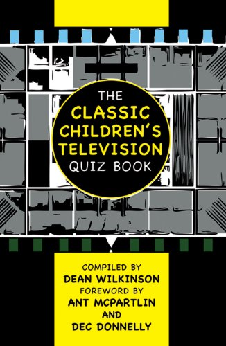 The Classic Children's Television Quiz Book (English Edition)