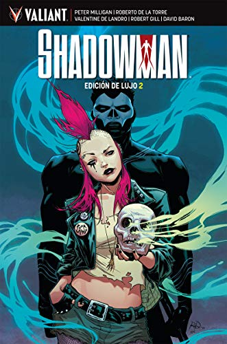 Shadowman - Integral 2 (Valiant - Shadowman DX)