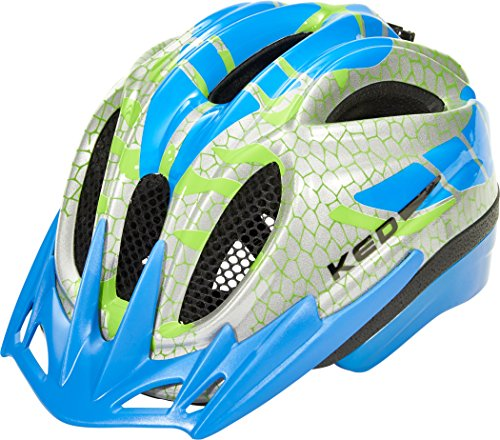 KED Meggy II K-Star Helmet Kids Lightblue Kopfumfang S/M | 49-55cm 2018 Fahrradhelm (Kid-bike-helm-auto)