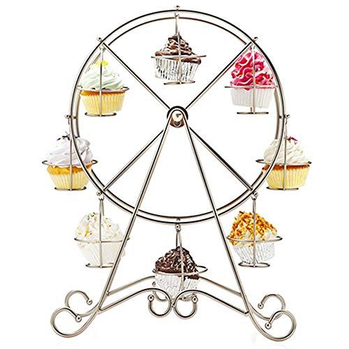 ber, Fellibay Creative Riesenrad Cupcake Display Ständer ()