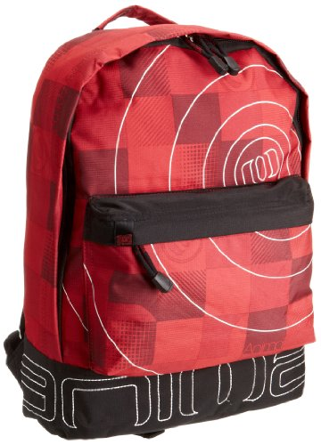 Animal Hang Five Backpack, Bagages hommes - Rouge/Noir,