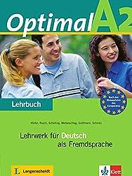 Optimal A2 - Lehrbuch A2 : Lehrwerk für Deutsch als Fremdsprache