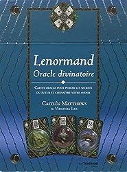 Lenormand Oracle divinatoire : Cartes oracke pour percer les secrets du futur et connaître votre avenir