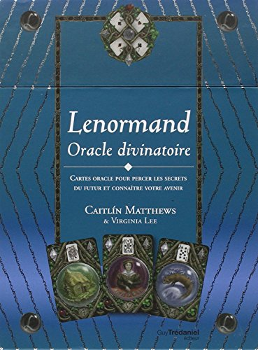 Lenormand Oracle divinatoire : Cartes oracke pour percer les secrets du futur et connatre votre avenir