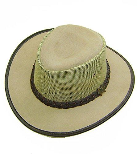 modestone-crushable-bc-hat-australian-leather-mesh-drover-chapeaux-cowboy-beige