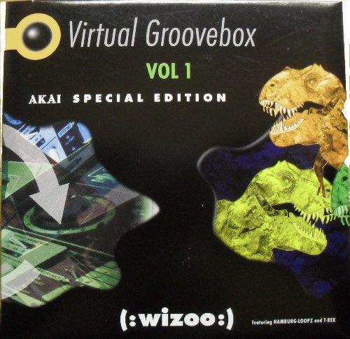 Virtual Groovebox (Akai 3000)