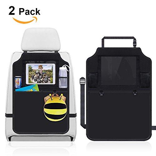 ce68ebed3 Comprar Alintor 2 Pack Organizador Asiento Coche, Universal Multi ...