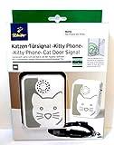 Tchibo Karlie Kitty Phone Meldesystem Katzenklingel Katzen - Türsignal