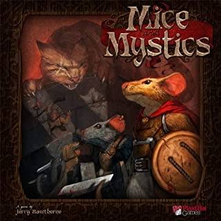 Mice and Mystics Board Game (B009TNOF9G) | Amazon Products