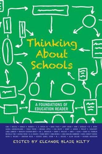 Pdf download thinking about schools a foundations of education book information fandeluxe Gallery
