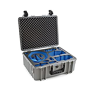 B&W outdoor.cases type 6000 with DJI Mavic Pro Fly More Combo and DJI Goggles Inlay - The Original