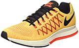 Nike Herren Air Zoom Pegasus 32 Turnschuhe, gelb (Opti Yellow/Black-Bright Total Crimson), 45 EU