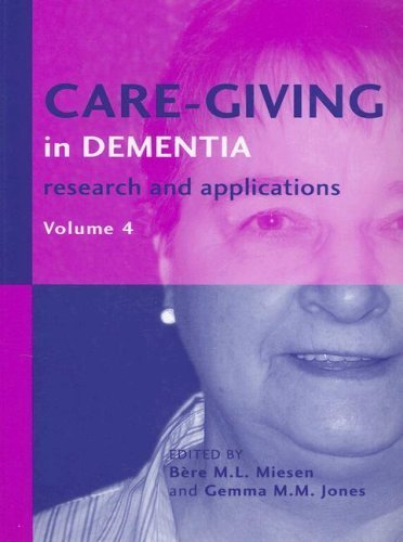 care-giving-in-dementia-research-and-application-vol-4-2006-09-21