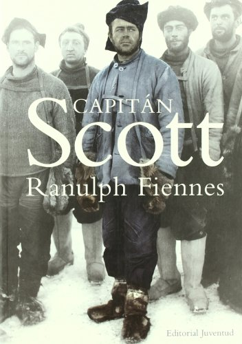 Book cover for Captain Scott