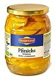 MorgenLand Bio-Pfirsiche Schnitten, 2er Pack (2 x 685 g)