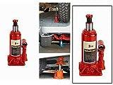 True Vision 3 Ton Car Hydraulic Bottle Shape Jack for Toyota Corolla Altis