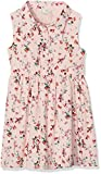 Yumi Girl's Ditsy Floral Shirt (Soft Pink) Dress, Pink (Soft Pink), 7-8 Years