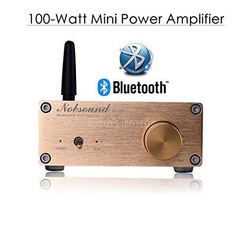 Nobsound NS-05G PRO Mini 100W Bluetooth 4.0 Digital Stereo Amplifier HiFi Power Amp Hifi-Verstärker