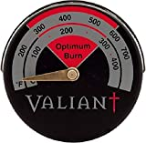 Valiant FIR116 - Termómetro, Verde/Gris, 63 mm