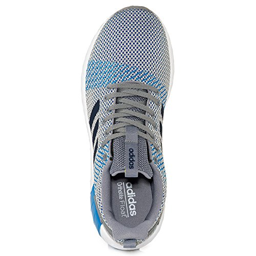 Byd Bassa Ginnastica Adidas Da Scarpe Questar Grigio Uomo 5qf77wX